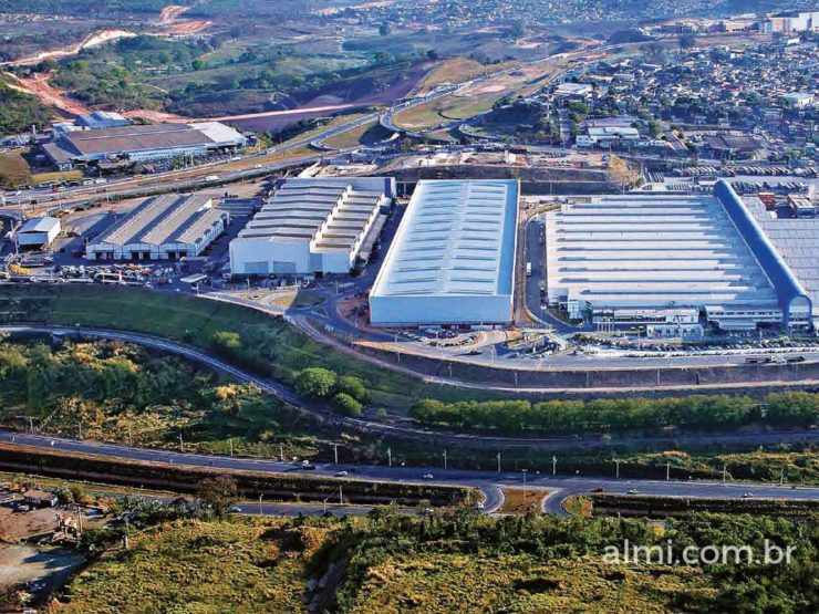 HCI – Hemisfério Complexo Industrial