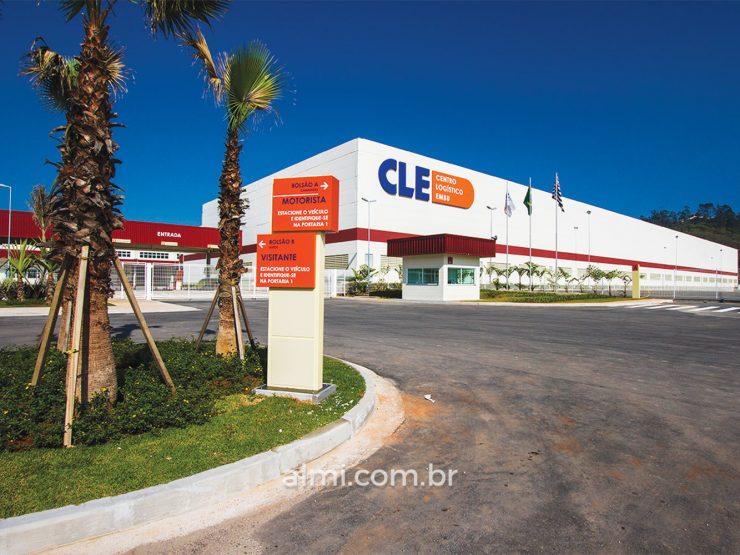 CLE – Centro Logístico Embu