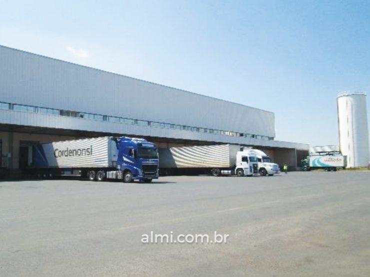 Centro de Distribuição Campinas